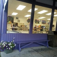 Photo taken at Beach Plum Homemade Ice Cream by Ted K. on 7/31/2012
