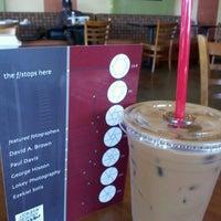 Photo taken at Coffee Groundz by Kaleb F. on 4/14/2012