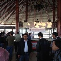 Photo taken at Gate B3 by Radyan on 2/23/2012