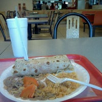 Photo taken at Pancho's Mexican Food by Leon B. on 3/28/2012