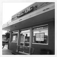 Photo taken at Freez King by Tiffany B. on 9/12/2012