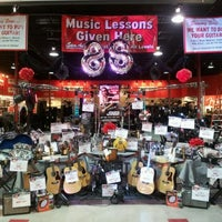 Photo taken at Sam Ash Music Stores by Robert P. on 5/16/2012