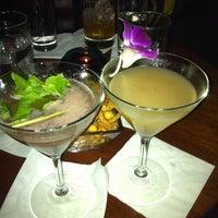 Photo taken at Flatiron Lounge by Lauren on 5/27/2012