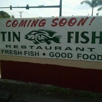 Photo taken at Tin Fish Stuart by Ron G. on 4/4/2012