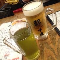 Photo taken at 鰓呼吸 麻布十番店 by hato k. on 4/18/2012
