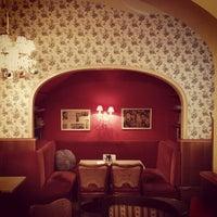 Photo taken at Café Diglas by Boris G. on 5/7/2012