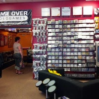 Photo taken at Game Over Videogames by Matthew E. on 8/14/2012