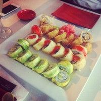 Photo taken at Niu Sushi by Nestor C. on 4/24/2012