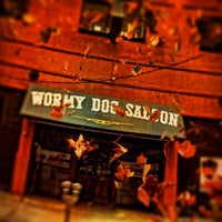 Photo taken at Wormy Dog Saloon by Leanna K. on 2/29/2012