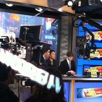 Photo taken at Good Morning America Studios by JJ H. on 5/1/2012