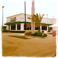 Photo taken at Krispy Kreme by Wally S. on 6/16/2012