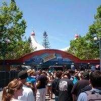 Photo taken at Shoreline Amphitheatre by Daniel S. on 6/2/2012