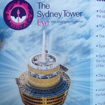 Sydney Tower Eye  Family travel guide, by Knok