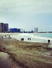 Cavancha Beach / Iquique / North Chile