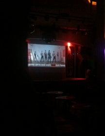 Camelot teatro bar