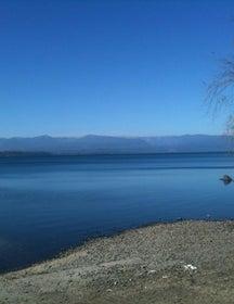 Lago Puyehue, Orilla Costanera Entre Lagos
