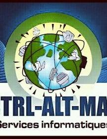 CTRL-ALT-MAT Services informatiques / Computer Services