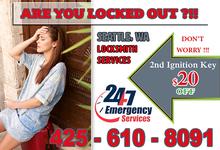 Lockout Seattle WA