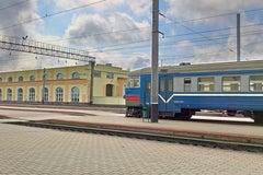 Осиповичи - Железнодорожный вокзал