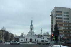 Свято-Георгиевский храм - Храм
