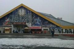 Заводской рынок - Рыночный комплекс