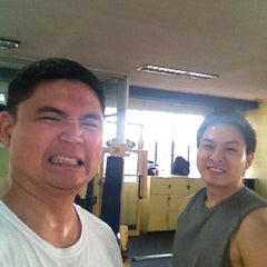 Photo taken at Gym Plus by Neil H. on 8/27/2012