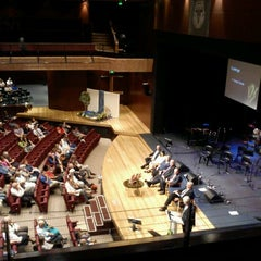 Photo taken at Barossa Arts & Convention Centre by Alex H. on 3/10/2012