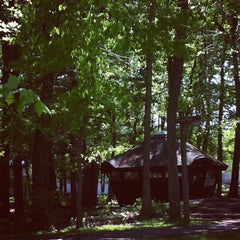 Photo taken at Hampshire College by Sarah W. on 5/17/2012