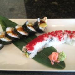 Photo taken at Takara Sushi & Asian Bistro by Mary Rose B. on 9/7/2012
