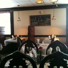 Photo taken at India Palace Restaurant by Jason M. on 7/14/2012