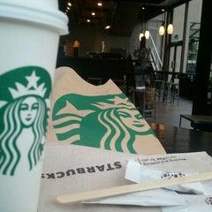 Photo taken at Starbucks by Marito G. on 4/23/2012