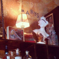 Photo taken at Mary's Bar by Laurie A. on 7/1/2012