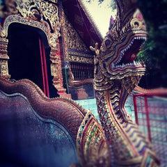 Photo taken at วัดชัยมงคล (Wat Chai Mongkol) by จ๊ะโอ๋ จ. on 6/1/2012