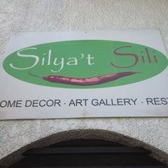 Photo taken at Silya't Sili by Justin N. on 3/10/2012
