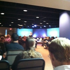 Photo taken at ONEchapel by Isidro I. on 3/4/2012