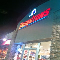 Photo taken at Thorntons by Robert P. on 3/17/2012