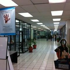 Photo taken at Universidad Insurgentes by Argel M. on 5/2/2012