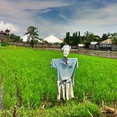 Photo taken at Serangan village... by Michelle M. on 2/21/2012