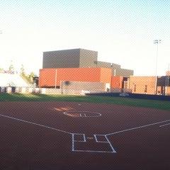 Photo taken at Rita Hillenbrand Memorial Stadium by Rob G. on 6/11/2012