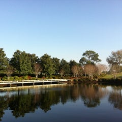 Photo taken at Raven Golf Club by Brooke S. on 3/16/2012