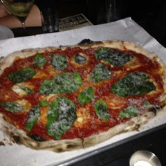 Photo taken at URBN Coal Fired Pizza by Michael O. on 2/26/2012