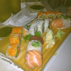 Photo taken at Yuka Japanese Restaurant by Oxana N. on 9/1/2012