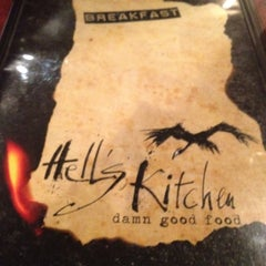 Photo taken at Hell's Kitchen by Elwood H. on 3/26/2012