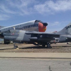 Photo taken at Hill Aerospace Museum by Wendy C. on 5/10/2012