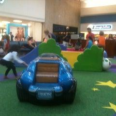 Photo taken at Simon Kidgits Klubhouse @ Tyrone Mall by Craig on 7/28/2012