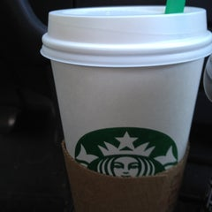 Photo taken at Starbucks by Nikole W. on 3/12/2012