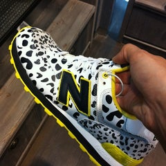 Photo taken at New Balance by Vera T. on 5/9/2012