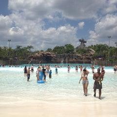 Photo taken at Disney's Typhoon Lagoon Water Park by Skip E. on 5/11/2012