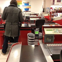 Photo taken at Monoprix by Richard Y. on 2/9/2012