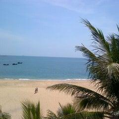 Photo taken at Life Wellness Resort Qui Nhon by matteo on 8/19/2012